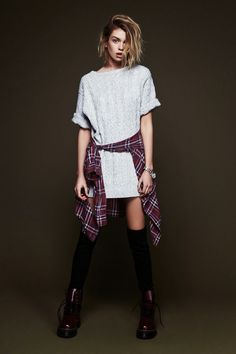 Stella Maxwell | For Love and Lemons 1 | Pre-Fall 2014