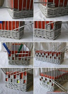 1 million+ Stunning Free Images to Use Anywhere Recycled Magazine Crafts, Recycled Paper Crafts, Paper Crafts Origami, Upcycled Crafts, Diy Crafts Hacks, Diy Home Crafts, Fun Crafts, Diy Projects, Newspaper Basket