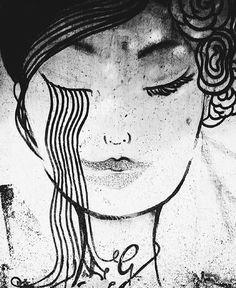 Photo: @lais_alcantarabr f Art by Grazie Gra #graziegra #grazie_ #gragrazie #graziegraffiti #grazigraffiti #grazigrafiti #grazigrafite #graffitiwoman #graffiti #streetart #urbanart