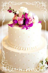 Wedding Cake 101: How to Make a Buttercream Cake | Martha stewart ...