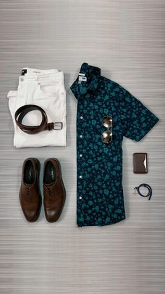casual outfit grid for guys