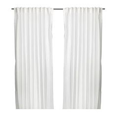 IKEA - VIVAN, Curtains, 1 pair,