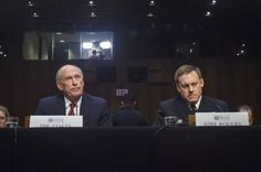 The director of national intelligence and the NSA director refused because they believed the requests were inappropriate.