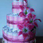 torte di pannolini di Linda Dal Checco