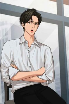 Anime Couples Drawings, Kpop Drawings, Korean Illustration, The Secret, Wise Monkeys, Handsome Anime Guys, Webtoon Comics, Body Figure, Hot Anime Boy