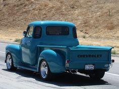 1950 Chevy oh ya!