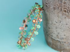 Free Ideas: Artbeads.com - Leaves and Loops