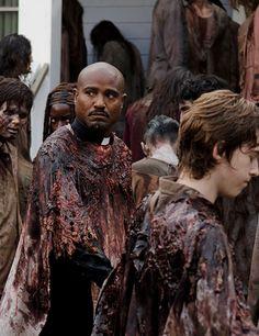 The Walking Dead Mid season finale.
