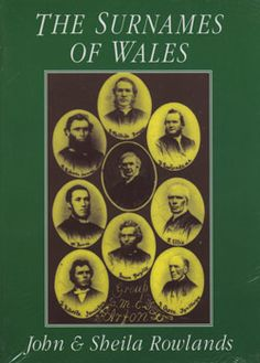 Helpful for Welsh family history as the naming patterns are tricky