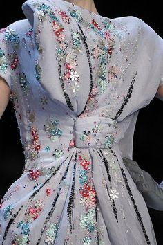 Christian Dior S/S 2011 haute couture.