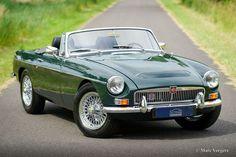 MG MGC roadster, 1968 - Welcome to ClassiCarGarage