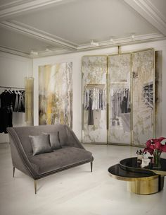 Interior Design Shops - How To Create The Perfect Living Room  ➤ To see more news about the Interior Design Shops in the world visit us at www.interiordesignshop.net/ #interiordesign #livingroom #luxurybrands @interiordesignshop @koket @bocadolobo @delightfulll @brabbu @essentialhomeeu @circudesign @mvalentinabath @luxxu @covethouse_
