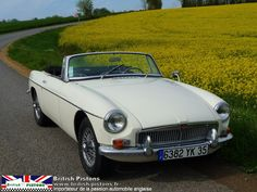 MGB like mine... But I don't have the wire wheels