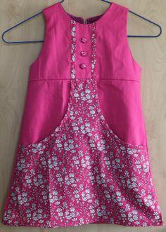 robe peuterjurk