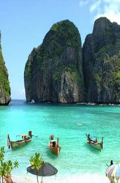 Which Phuket beach is best? Each Phuket beach has its own charms and beauty. You decide with the help of our rundown of top beaches on the Thai island of Phuket. Places Around The World, The Places Youll Go, Places To See, Thailand Travel, Asia Travel, Krabi Thailand, Thailand Honeymoon, Phuket Travel, Visit Thailand