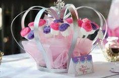 imagenes+decoracion de mesa dulce de princesa - Buscar con Google