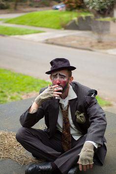 Hobo Clown | T S | Flickr
