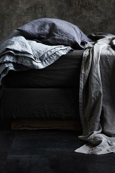 Bedouin Societe Linen - Fitted Sheet