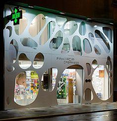 Burella, SPAIN, farmacia Casariego by Xavier Martin, www.facebook.com/epsilonbratanis