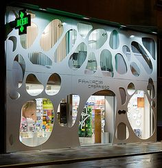 Pharmacy Design, Burella, SPAIN, farmacia Casariego by Xavier Martin, www.facebook.com/epsilonbratanis