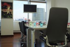 Q Office Center Istanbul Room