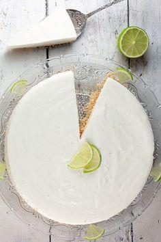 Limoen kwarktaart Lime Recipes, Breakfast Bake, Wow Products, Love Is Sweet, Cheesecakes, Tapas, Diy For Kids, Bakery, Food And Drink