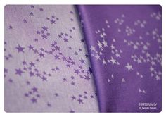Natibaby Milky Way Violet Dreams - Scored! #babywearing (TRADED!)