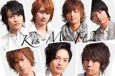 Kis-My-Ft2: Kitayama Hiromitsu (Color: Red) Senga Kento (Color: Blue) Miyata Toshiya (Color: Purple) Yokoo Wataru (Color: Orange) Fujigaya Taisuke (Color: Pink) Tamamori Yuta (Color: Yellow) Nikaido Takashi (Color: Green)