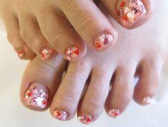 toenails art