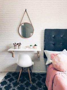 Home Bedroom, Bedroom Decor, Cute Room Decor, Aesthetic Room Decor, Home Office Decor, Home Decor, Cool Rooms, New Room, Home Interior Design