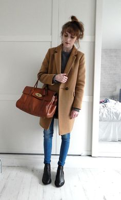 camel coat http://www.josies-journal.com/2014/10/new-in-marks-spencer-camel-coat.html