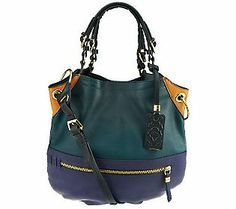 Oryany Sydney Leather Large Shoulder Bag 33