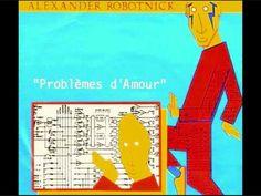 "ALEXANDER ROBOTNICK - Problèmes D'Amour / 12"" Original (STEREO) - YouTube"