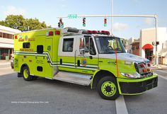 Miami Fire Department | Miami-Dade Fire Rescue Braun International | Flickr - Photo Sharing!