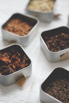 Learn how to make 3 of our favorite tea recipes for the upcoming fall season! #TeaLove #GreenTea