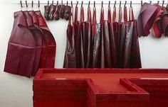Hermès voit rouge
