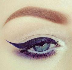 Eyeliner..
