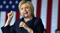 A watchdog report critical of her use of a personal email account took center stage.