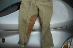 New Tailored Sportsman Beige Riding Breeches Size 38 reg Equestrian pants