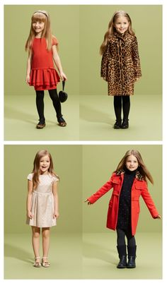 Fashion for the Little Girls - Project TOT