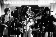 The Rock and Roll Circus 1968: Yer Blues _John Lennon, Eric Clapton, Keith Richards, and Mitch Mitchell