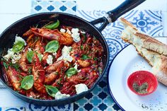 An super healthy and easy seafood recipe you can enjoy eating alfresco during the summer months.
