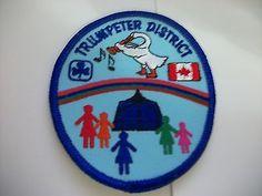 Trumpeter District Alberta