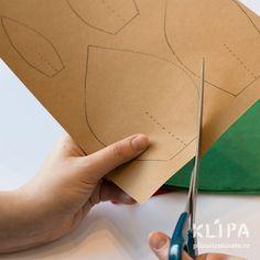 Tutorial Klipa: Crăciuniță deco din hârtie de mătase