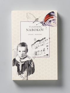 Angus Hyland: Nabokov Penguin Modern Classic Illustrated by Alan Charming Baker