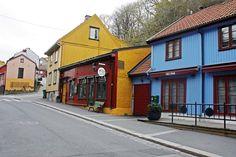 I denne Oslo-forstaden satte innbyggerne opp små trehus, helt uten å spørre kommunen om lov.Før 1859 var dette en forstad til Christiania, med små trehus i lettere improvisert orden