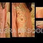 Yusra Masood Eid Collection 2013 For Women
