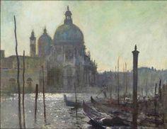 Edward Seago, Venice