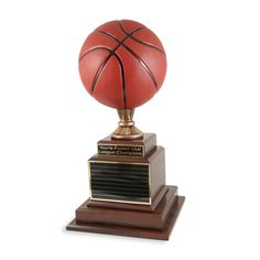 Hall Of Fame Basketball Trophy MarchMadness