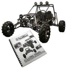 LT2 GO KART CART SANDRAIL OFFROAD DUNE BUGGY KITS PLANS in Sporting Goods, Outdoor Sports, Go-Karts (Recreational) | eBay